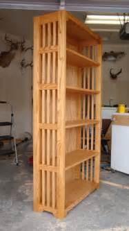 Bookcase With Desk Built In Pdf Plans Mission Style Bookcase Plans Free Download