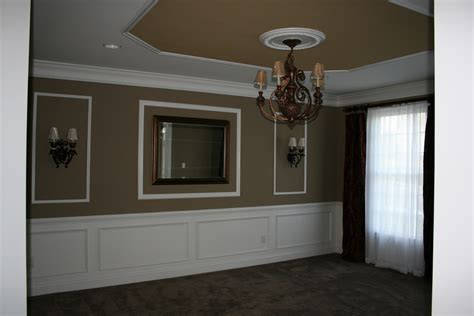 Premade Wainscoting by Landscaping Home Before And After Doberman Forum