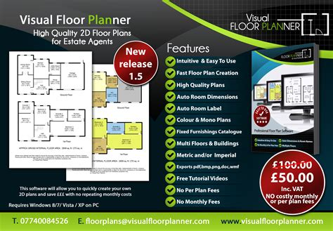 Estate Agent Floor Plan Software by Floorplans Estate Agents