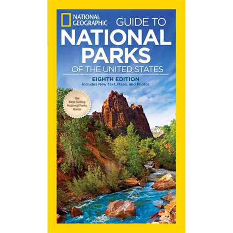 history of the united states guide series national geographic the national parks national