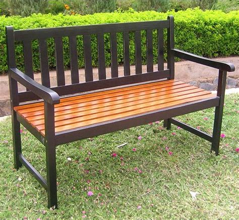 solid wooden benches outdoor solid wood outdoor bench in outdoor benches