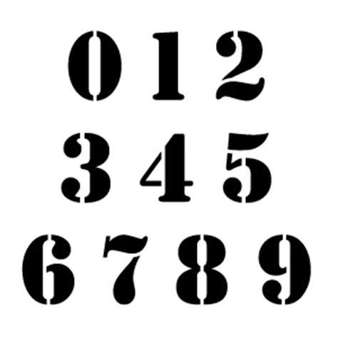 printable army number stencils 2344655735 d1044b67f6 jpg