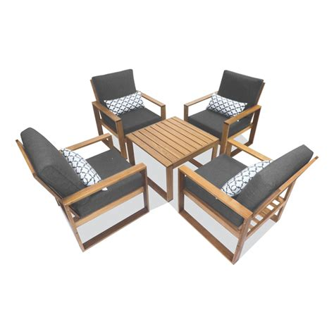 Bunnings Bar Table Outdoor Settings Bar Sets Mimosa