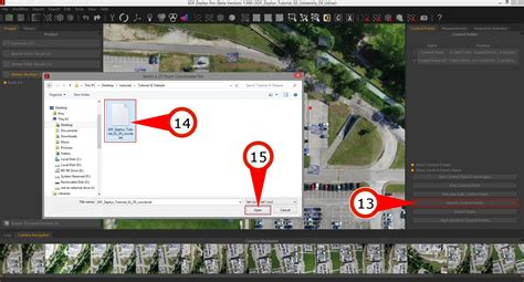 wordpress zephyr tutorial manage control points and distances in 3df zephyr