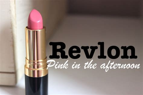30in30 revlon pink in the afternoon mikhila