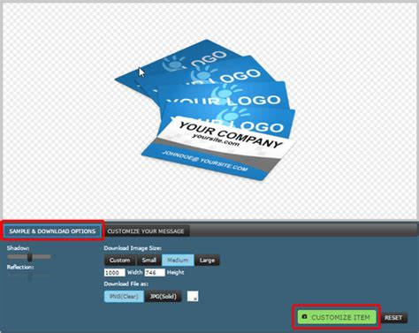 Customizable Business Card Clipart For Powerpoint Business Card Powerpoint Templates Free