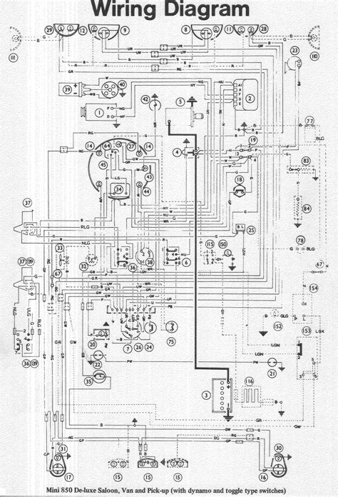 Wiring Key And Diagrams