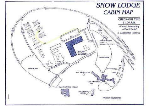 Cabin Park Map by Looking For A Map Of Cabins In And Snow Lodge Areas