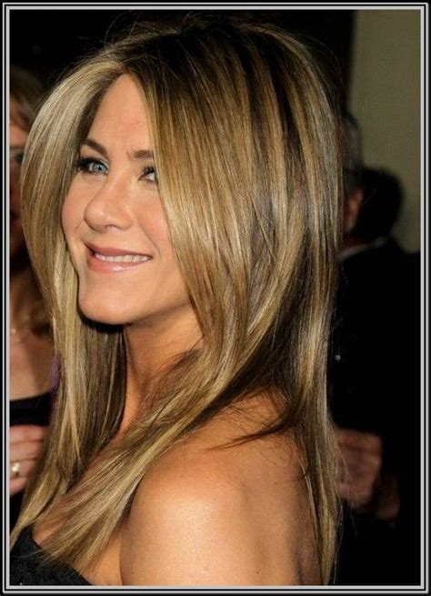 jennifer aniston natural hair color jennifer aniston hair color 2014 hair pinterest