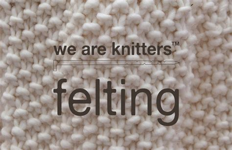 adding yarn to knitting project felting