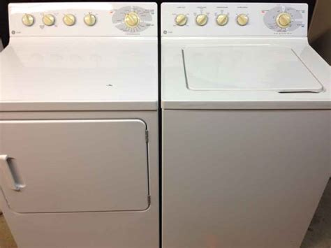 ge profile washer and dryer washer and dryers ge profile washer and dryer