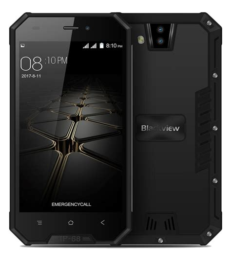 Black View 1 Black blackview smartphone for everyone
