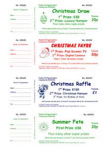 Fundraiser Ticket Template by Raffle Tickets Raffle Ticket Printer Raffle Ticket