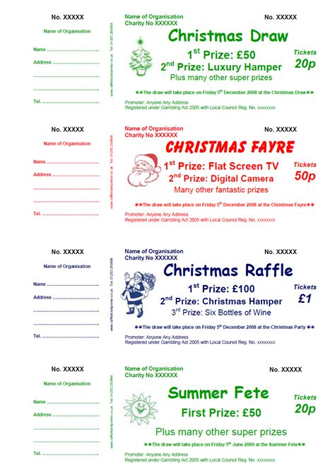 design raffle tickets raffle ticket printing party