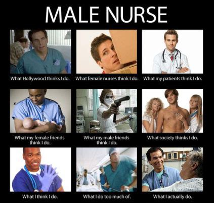funniest male nurse memes youll  find  promise