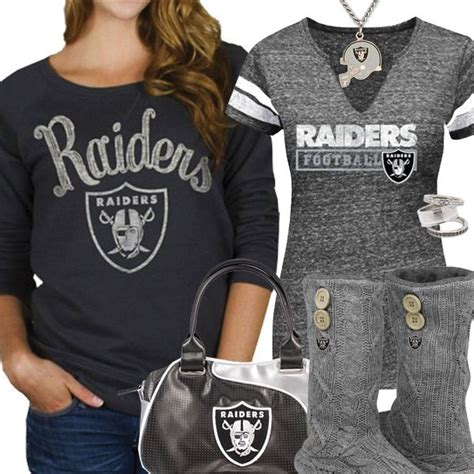 Oakland Raiders Fan Gear My Style