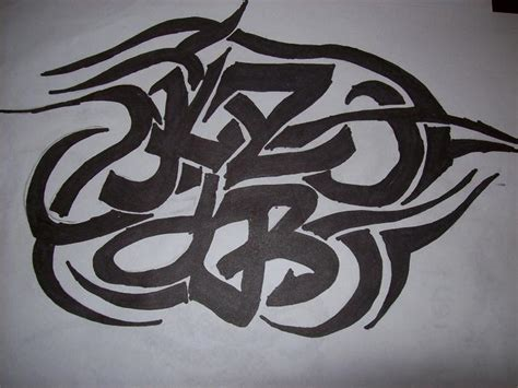 tattoo tribal letters tribal lettering tattoo designs katy perry buzz