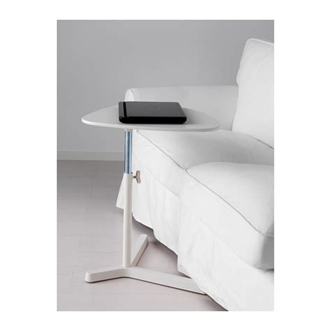 porta notebook ikea supporto tavolo porta notebook pc portatile bianco