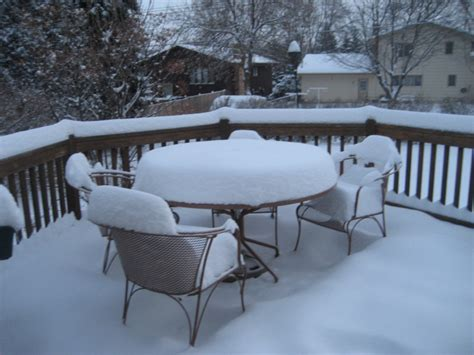 Johnny mathis was right it is a marshmallow world in the winter
