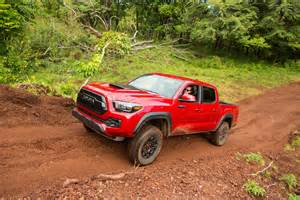Toyota Tacoma Trd 2017 Toyota Tacoma Trd Pro Road Review Motor Trend