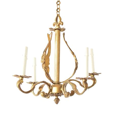 Small Antique Chandelier Small Antique Chandelier Small Charleston 3 Light Antique Gold Chandelier On A Chain Bronze
