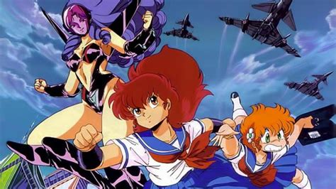 Anime 80s by Project A Ko The 80s Anime That Possibly Paid For A