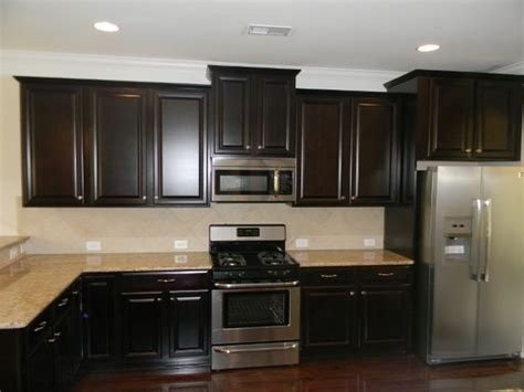 espresso maple cabinets kitchen images scottsdale maple square espresso cabinets new venetian