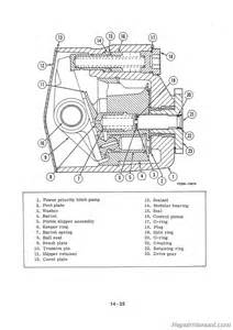 international harvester hydro 186 786 886 986 1086 1486 1586 chassis service manual