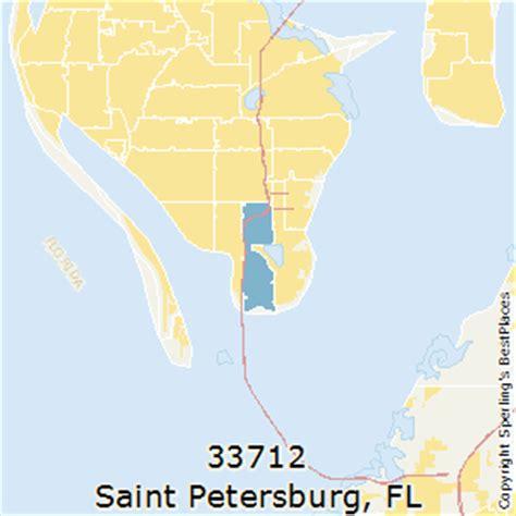 zip code map st petersburg fl best places to live in saint petersburg zip 33712 florida