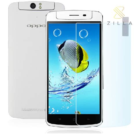 Tempered Glass Oppo Find 5 Mini zilla 2 5d tempered glass curved edge 9h 0 26mm for oppo