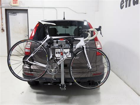 Bike Rack Honda Crv by 2014 Honda Cr V Rola Tx 104 4 Bike Rack For 2 Quot Hitches Tilting