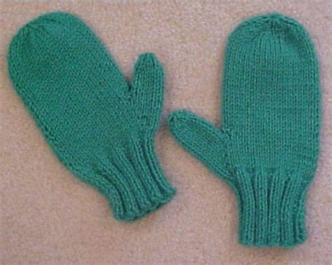 2 Needle Mittens By Frugal Knitting Haus Craftsy
