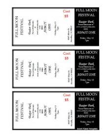 numbered event ticket template free 7 best images of avery printable event tickets avery