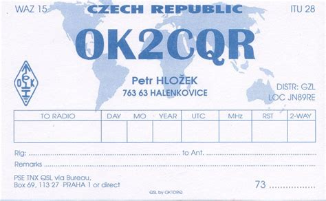qsl cards templates in pdf format myideasbedroom com