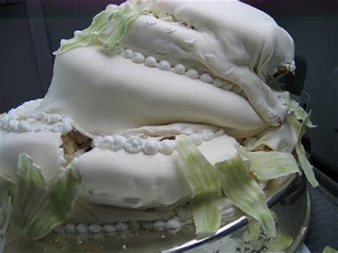 Wedding Cake Kl by Radiojestica Failed Wedding Cake