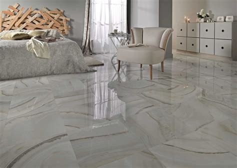 high gloss white porcelain floor tiles tile design ideas