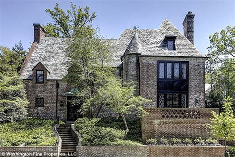 buy house in dc obamas buy 8 200 square foot mansion in dc s kalorama area daily mail online