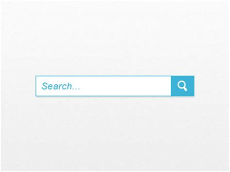 Find By Dribbble Search Bar By Sam Marchant