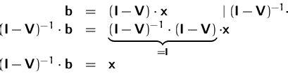 wann ist eine matrix invertierbar was ist die inverse matrix