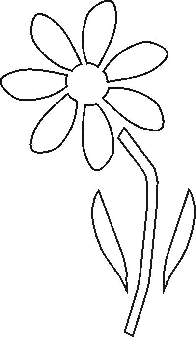 printable daisy stencils free stencils collection flower stencils free stencils
