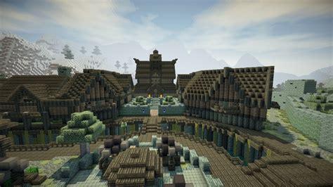 Minerim, Minecraft Skyrim Map Download   WORDPUNCHER'S