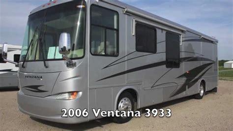 Used 2006 Newmar Ventana 3933 Diesel Pusher Motorhome for Sale in MN   YouTube
