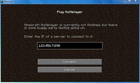 forwarding external ip forwarding a minecraft server brumble