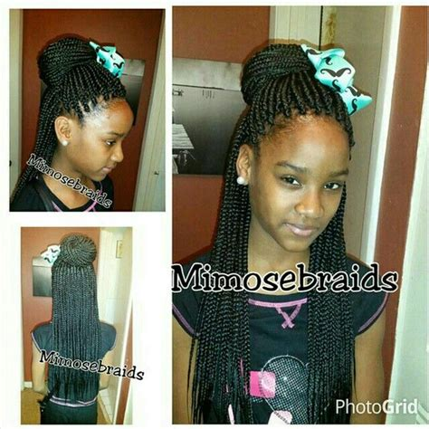 box braids hairstyles for teens 65 best images about african american styles for girls on