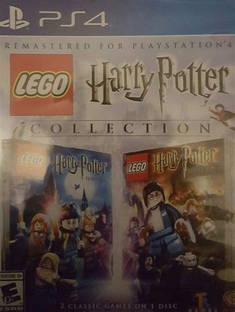 Kaset Ps4 Lego Harry Potter Collection lego harry potter collection ps4 exclusive harry potter amino