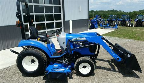 new compact new boomer 24 compact tractor specs price images