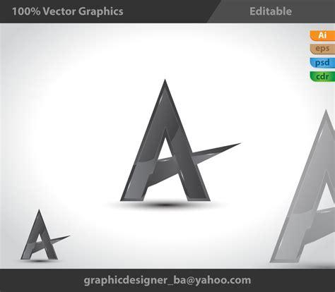A Style 3d logo 3d style a logo a 3d logo by designeryounas on