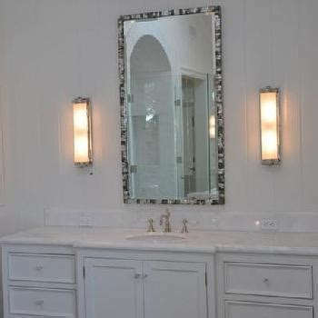 mother of pearl bathroom mirror oly studio mother of pearl mirror design ideas