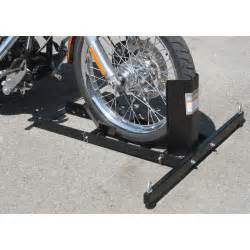 Dirt Bike Front Tire Holder Motorcycle Stand Wheel Chock