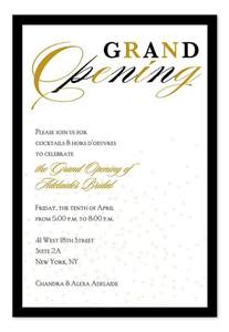 shop opening invitation templates 25 best ideas about grand opening on stores